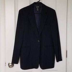 Like new DKNY 2 piece Blazer suit full set